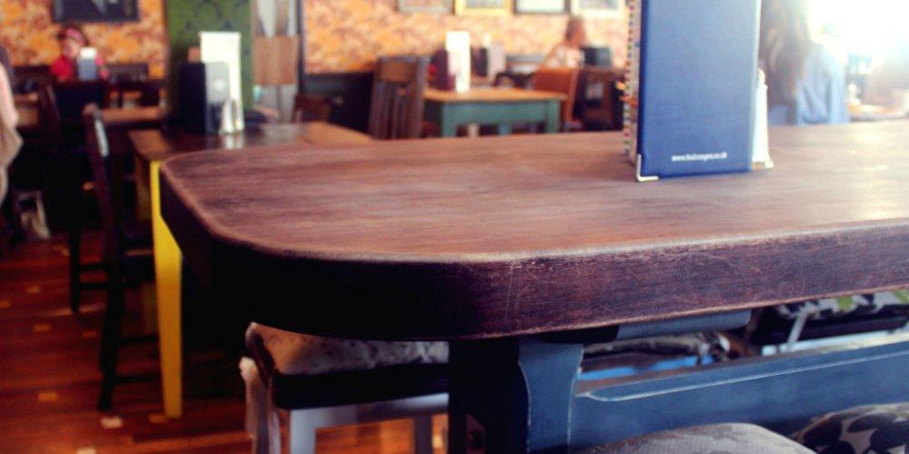 Truro lounge cafe