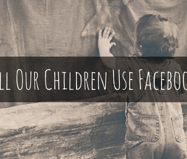 Will Our Children Use Facebook?