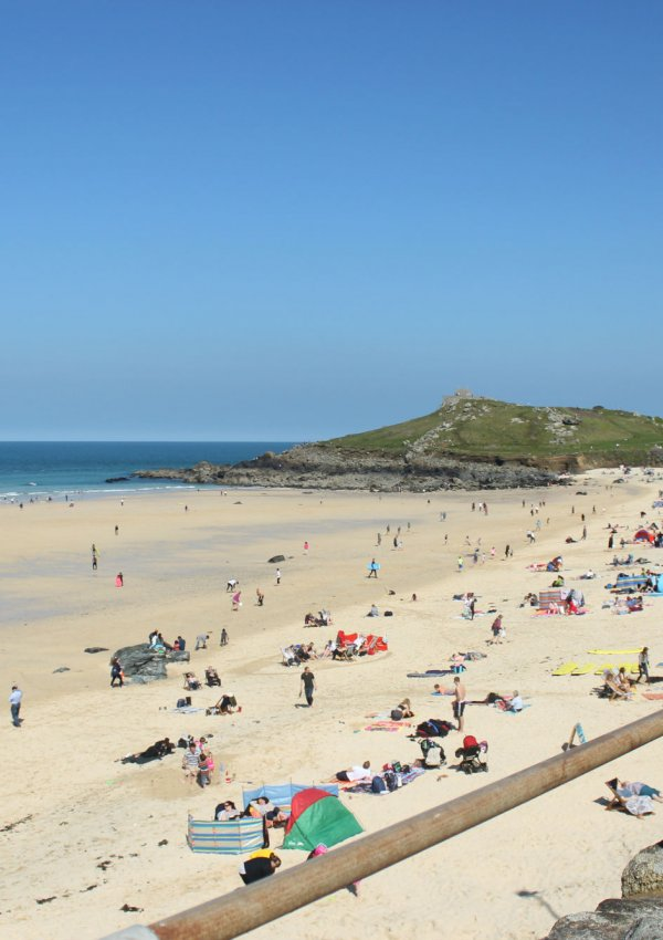 5 Best Beaches in Cornwall