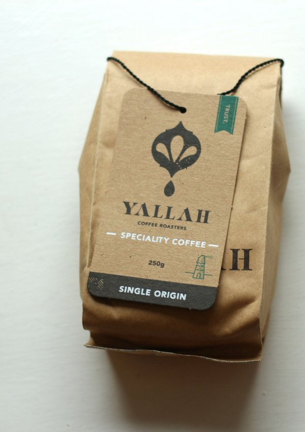 Yallah Coffee: A Sustainable Coffee Brand