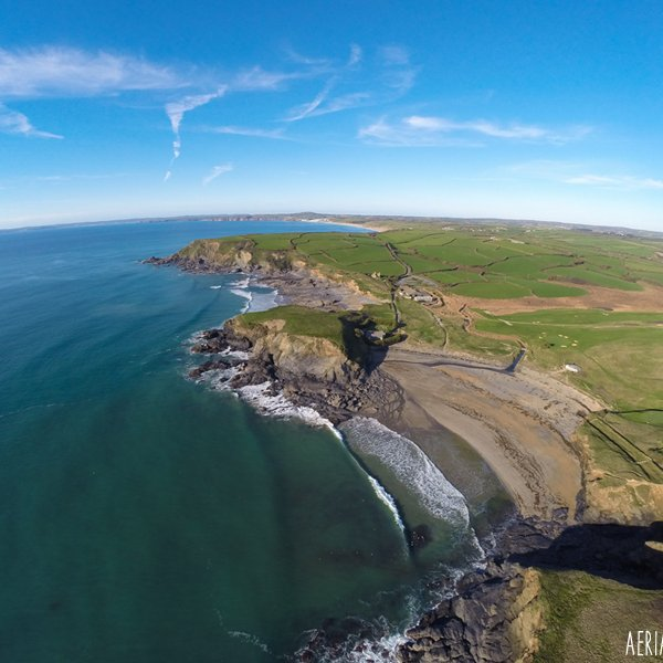 Aerial Cornwall: The County From Above