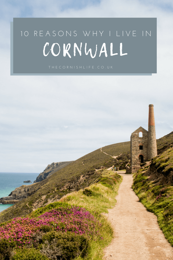10 Reasons Why I love Cornwall