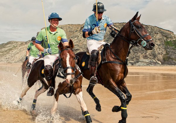 WIN Beach Party Tickets for Polo on the Beach!