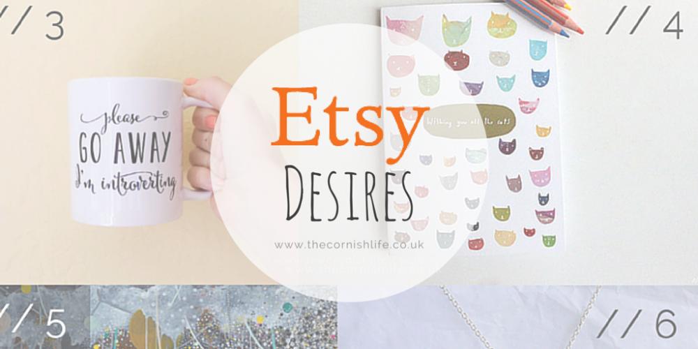 Etsy Desires