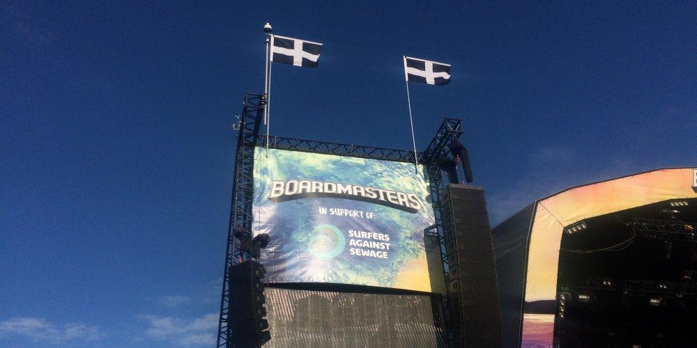 Boardmasters Festival Highlights