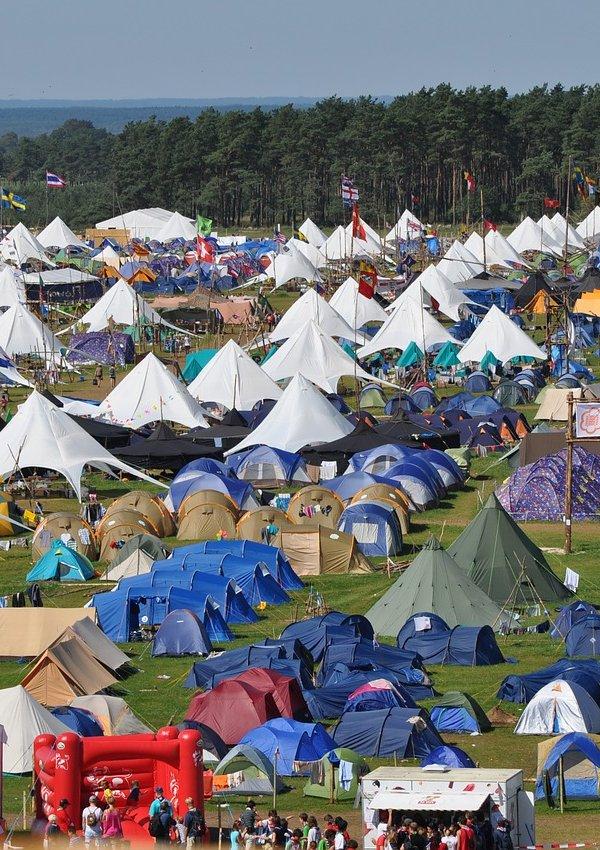 Festival Tips & Tricks