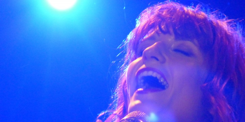Florence and the Machine 2015 tour