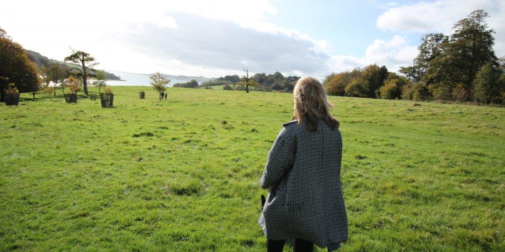 Trelissick woodland walk