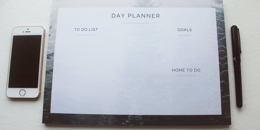 Desk Planner Giveaway!