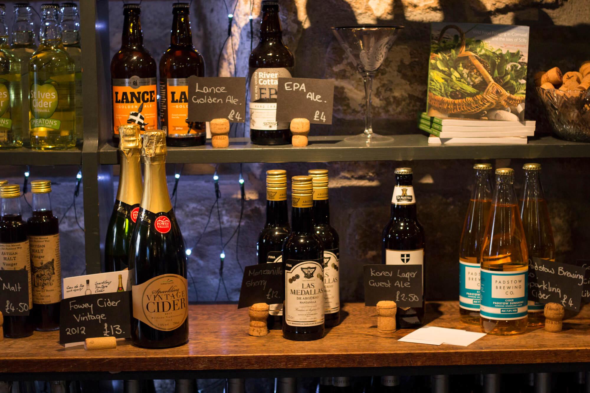 Feast Night at Knightor Winery