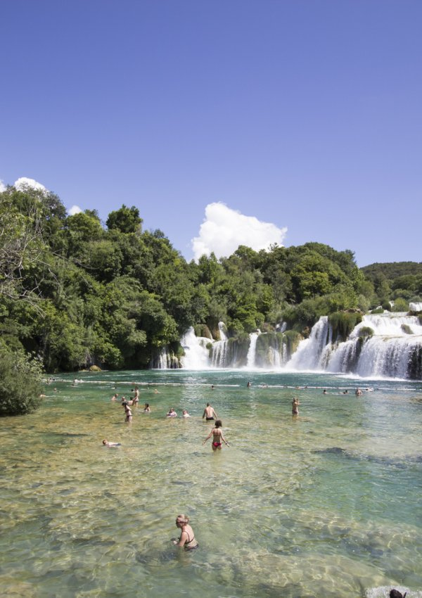 Šibenik & Krka Waterfalls
