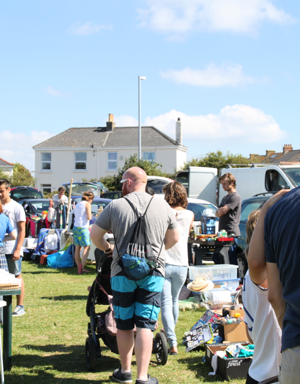 Lessons Learned for a Successful Car Boot Sale