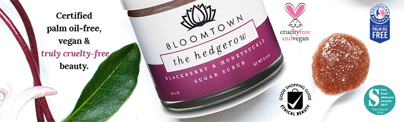 Bloomtown skincare (palm oil free)