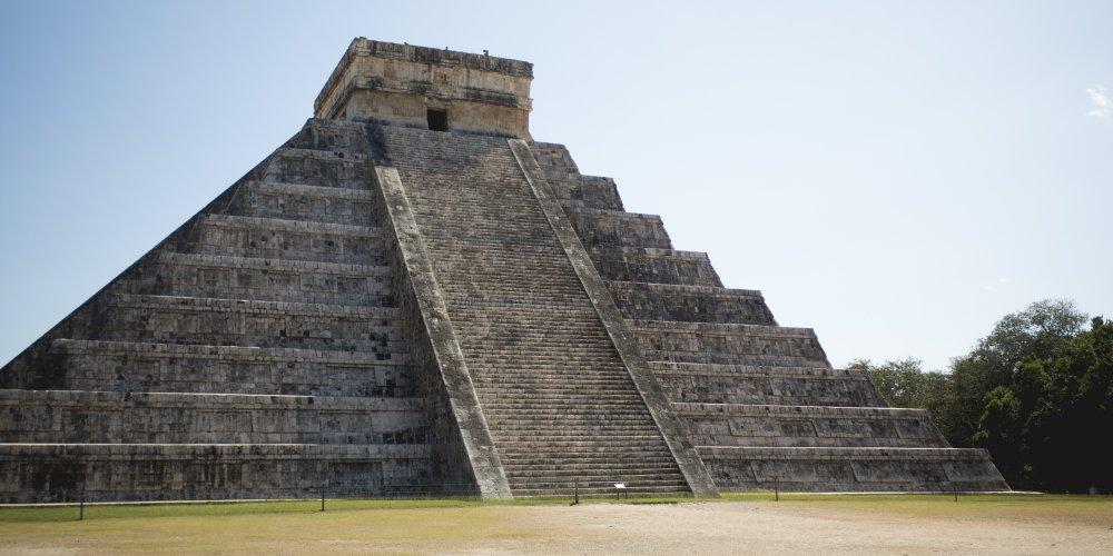 Chichen Itza Mayan Ruins, Mexico