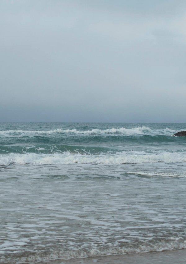 A Chilled Sunday in Porthtowan