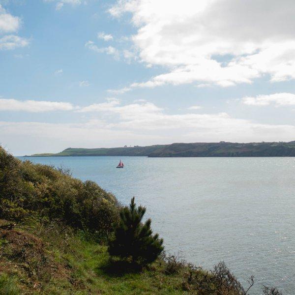 Mawnan, Near Falmouth, Cornwall
