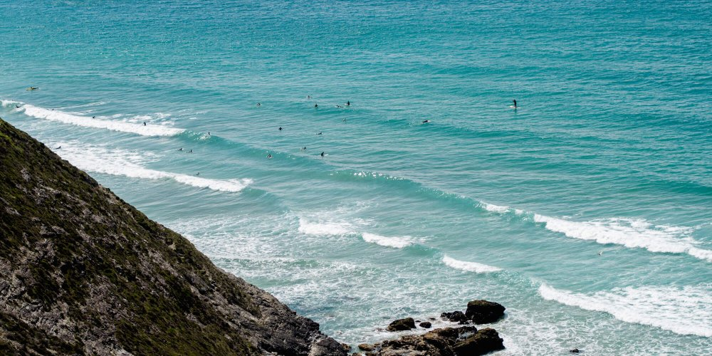 Porthtowan, Cornwall - Living by the ocean