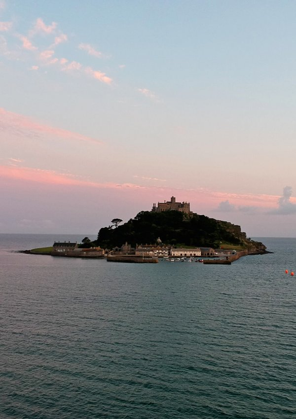 Iconic Cornwall: Castles in the Sea