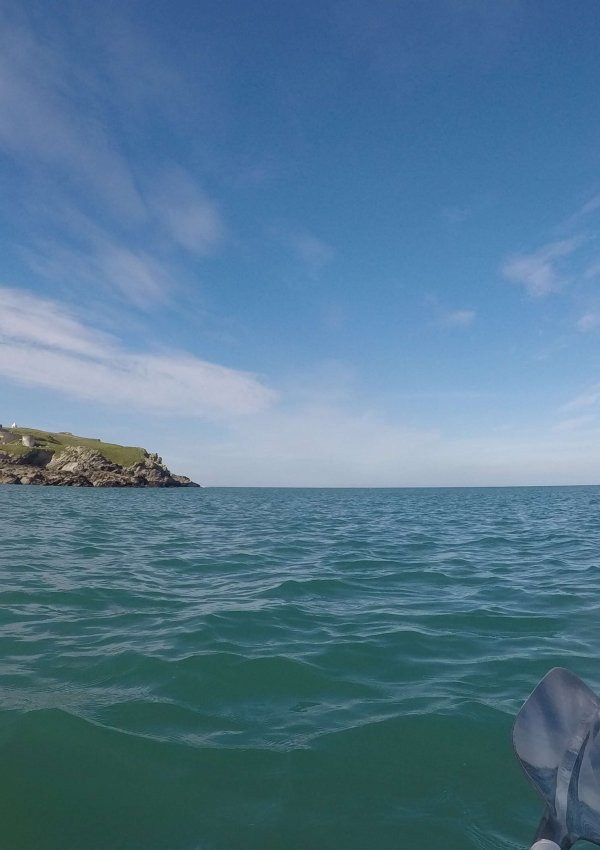 Kayaking the North Coast with Newquay Activity Centre