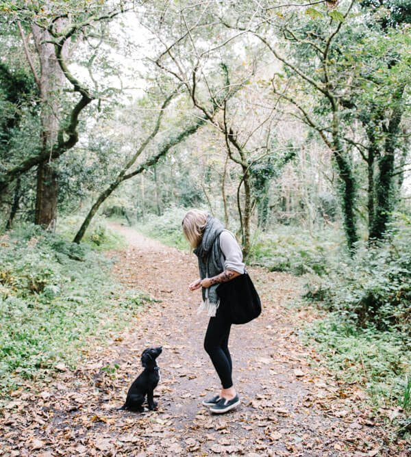Cornish October Walks with Sunsets & Puppies