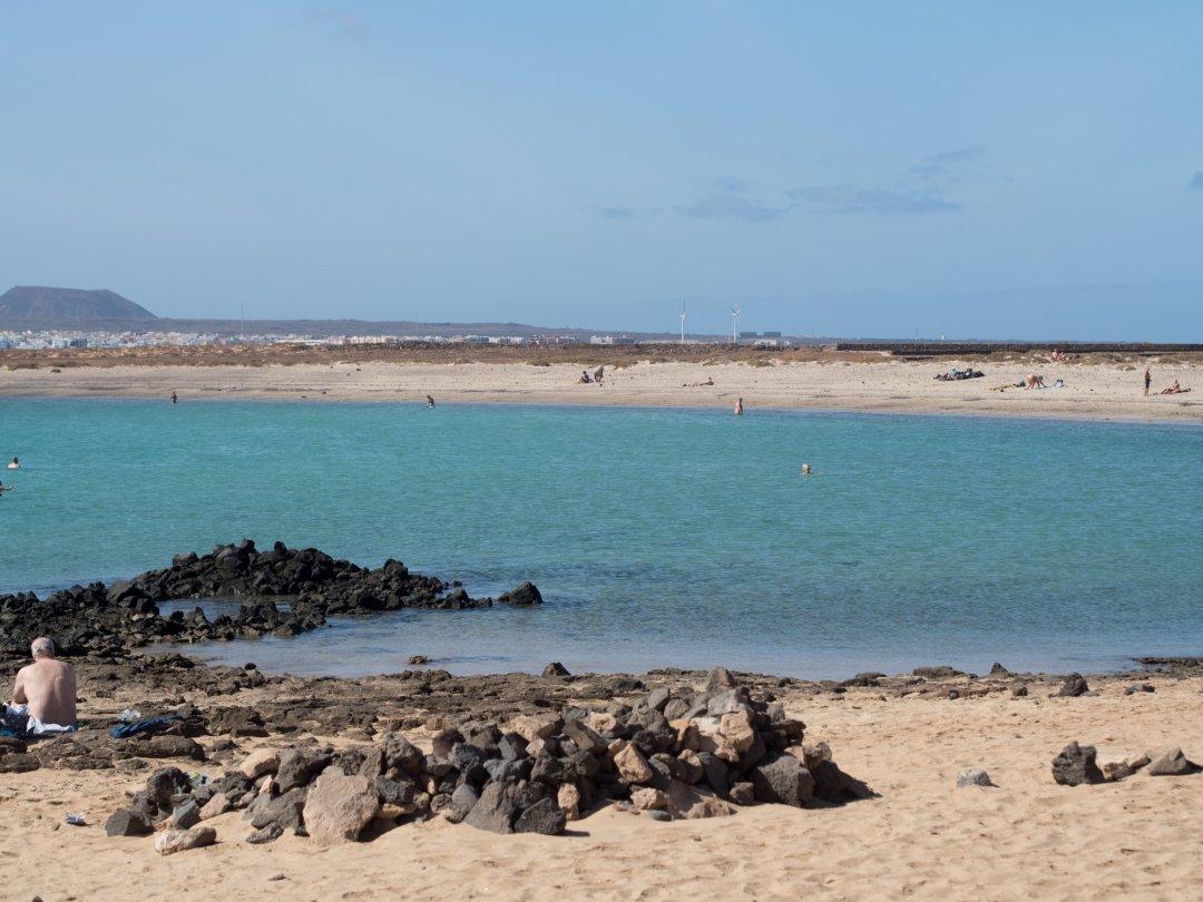 Lobos Island in Fuerteventura