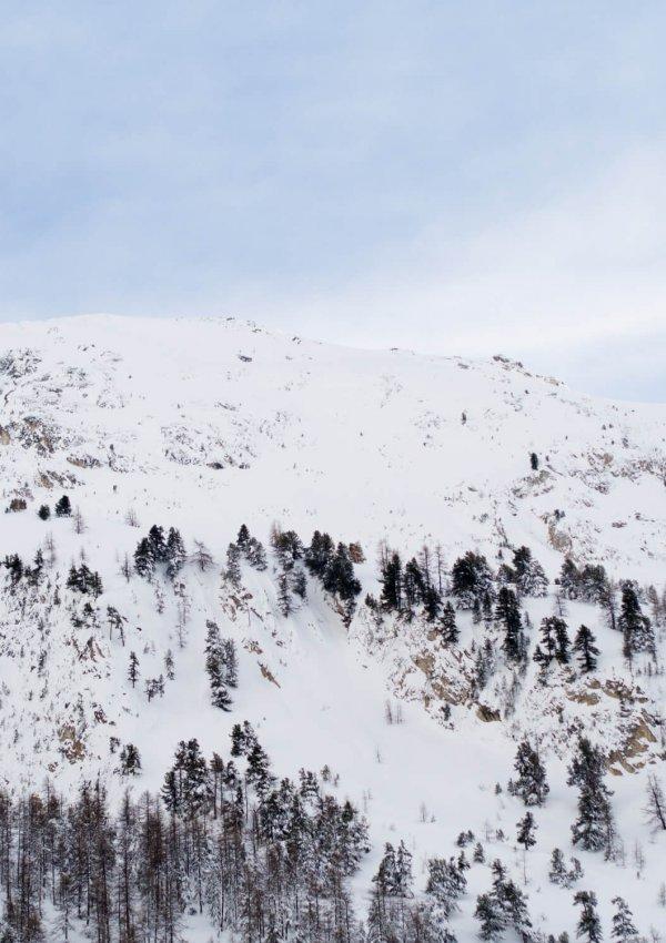 A Very Snowy Ski Trip to Val D'Isere