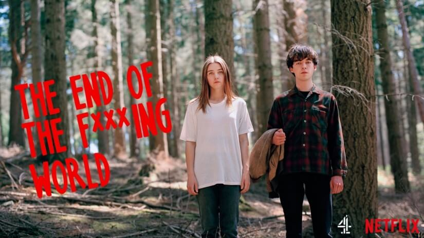 The End of the F**king World on Netflix