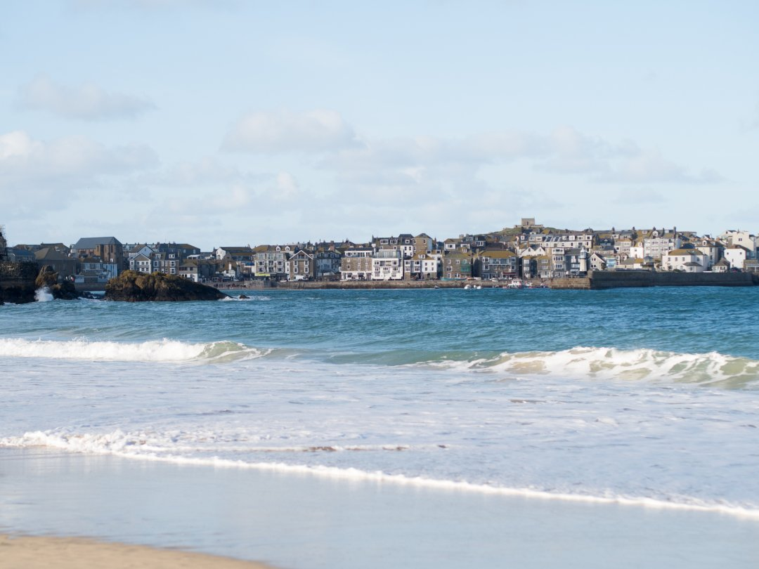 Why I Love Cornwall (Porthminster Beach)
