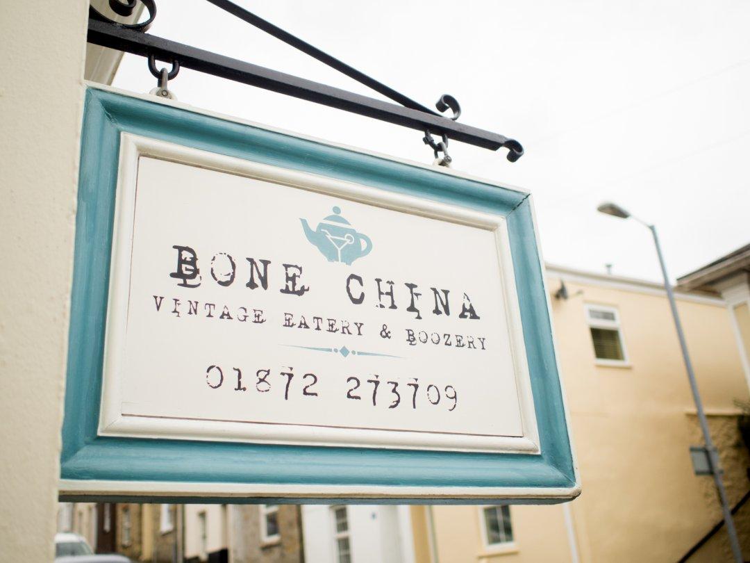 Bone China Truro