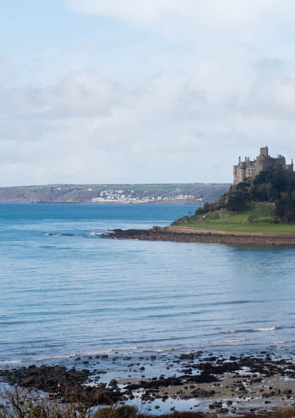 Epic Castle Views from Mount Haven Hotel