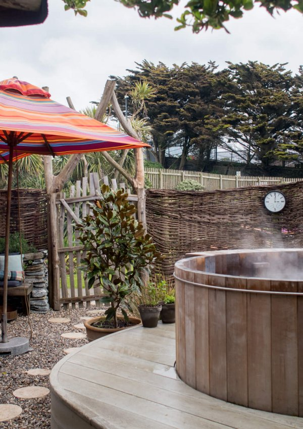 Baking & Bubbles: Trying Bedruthan Hotel's 'Making Breaks'