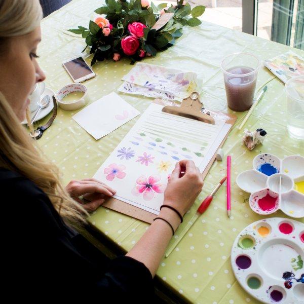 Sarah Bell Watercolour Artist