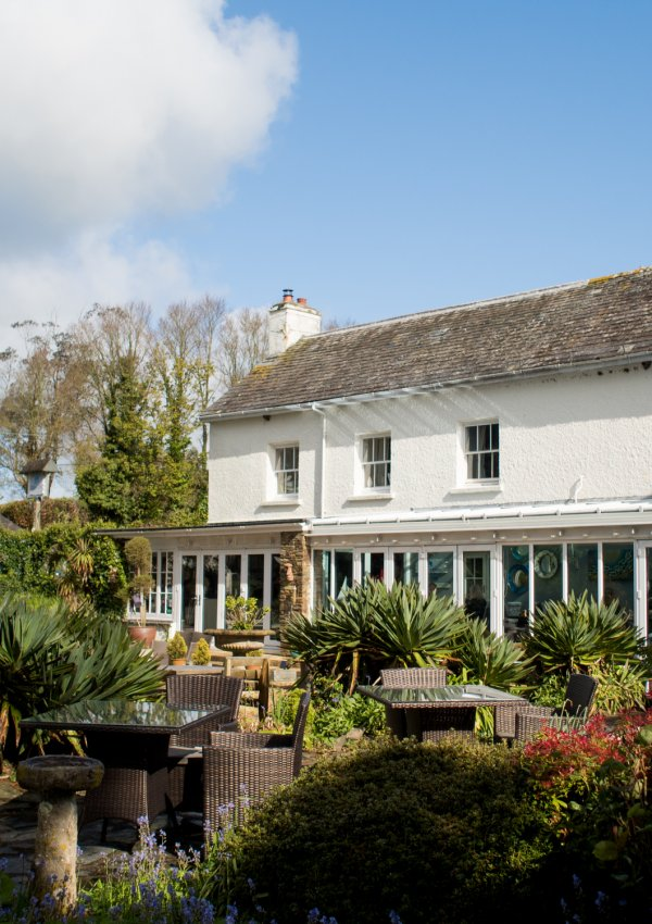 A Dog-Friendly Getaway to Talland Bay Hotel