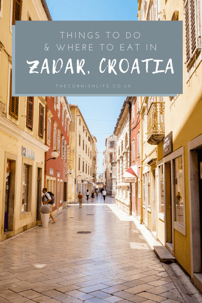 Things To Do and Restaurants in Zadar