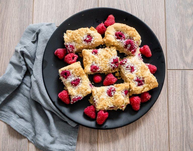 Marks and Spencer berry dessert recipe