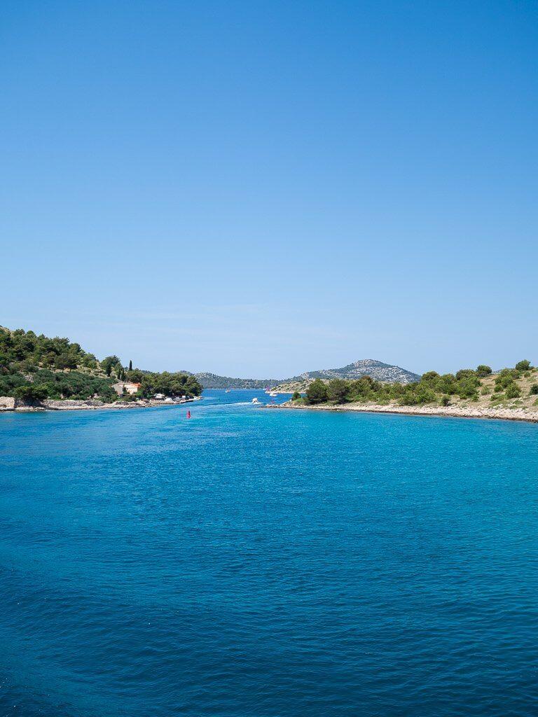 Boat trip Zadar