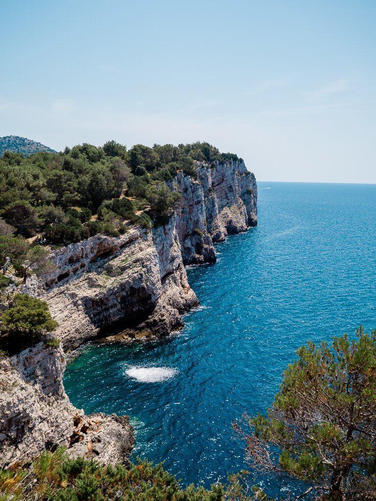 Boat trip Zadar to Dugi Otok