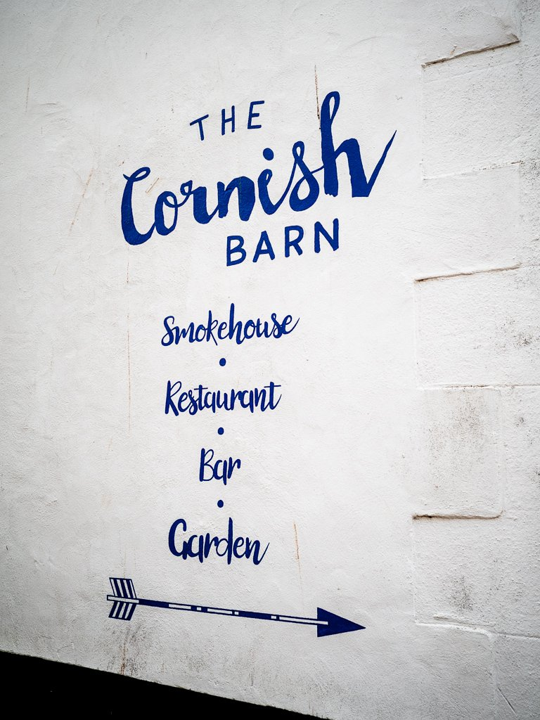 Cornish Barn Penzance