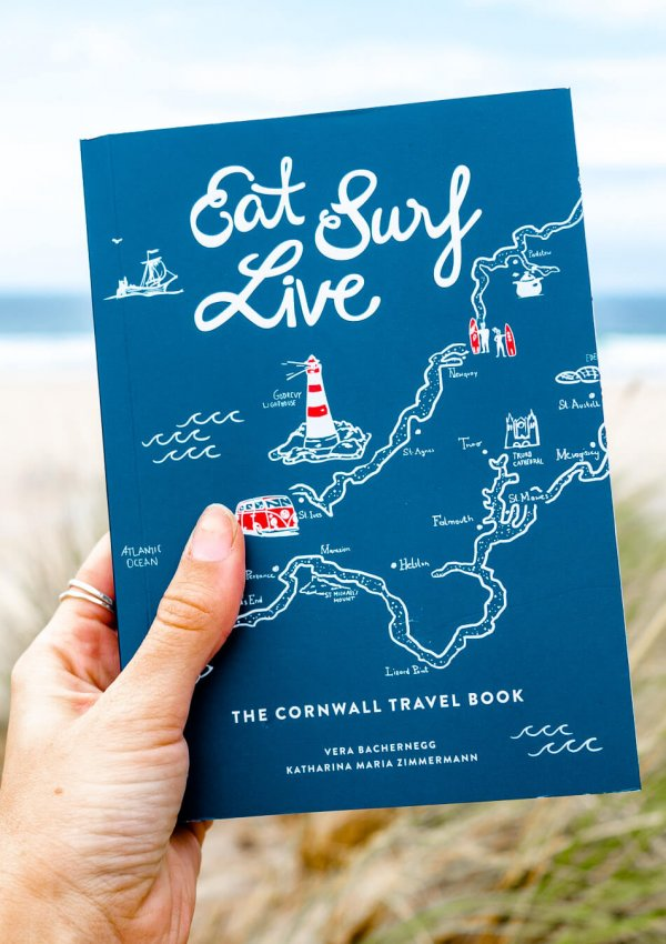 Eat Surf Live | Cornwall's New Travel Guide Book!