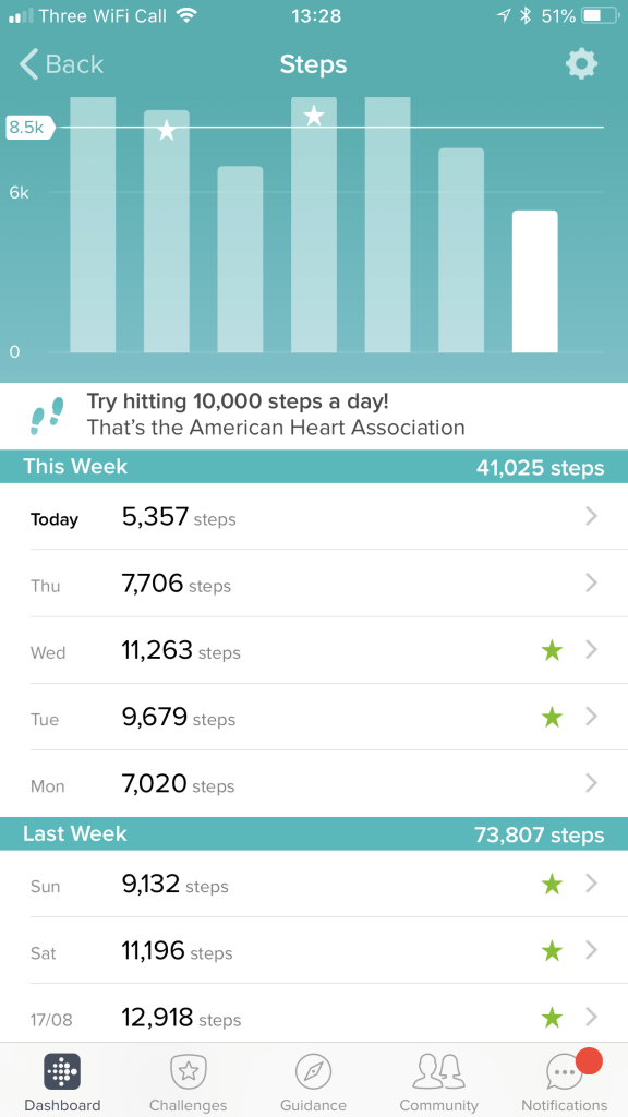 Fitbit App Review