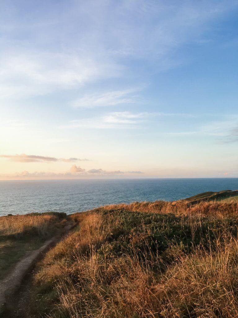 Portreath Cliffs
