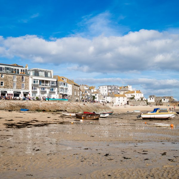 St Ives in September
