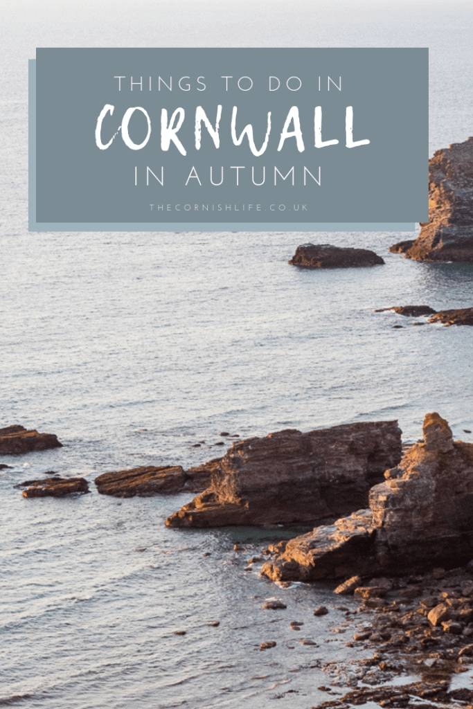 Things to do in Cornwall in Autumn