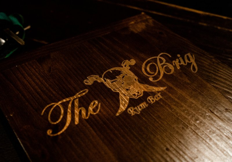 The Brig Falmouth