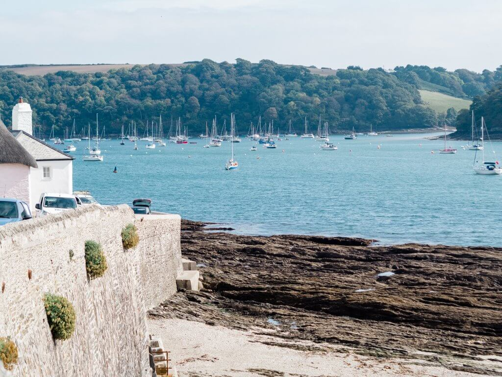 St. Mawes from Falmouth