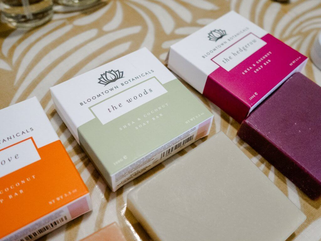 Bloomtown soap