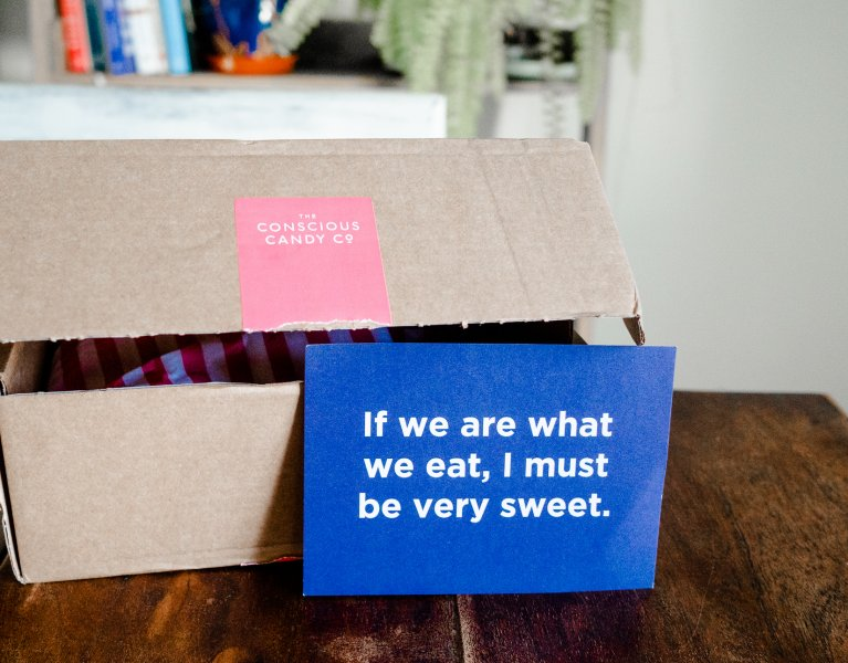The Conscious Candy Company