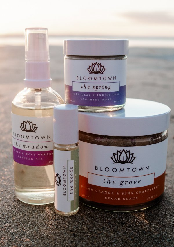 Cruelty & Palm Oil Free Vegan Skincare with Bloomtown