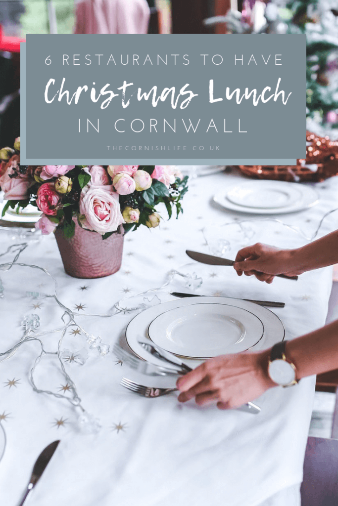 Where to have Christmas lunch in Cornwall