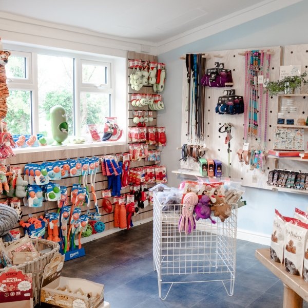 The Natural Cornish Pet Shop